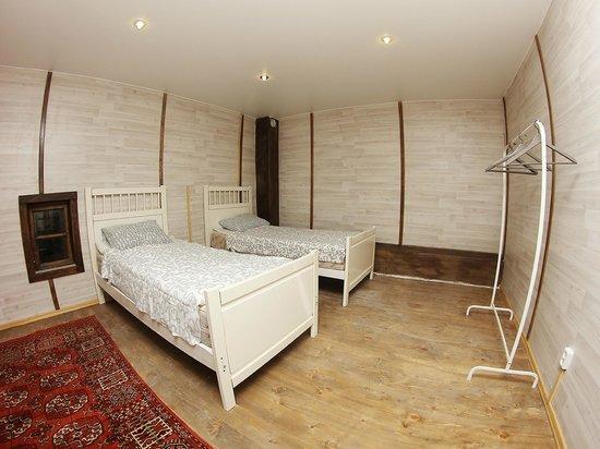 Mezzanine Hostel: Отдельная комната на двоих