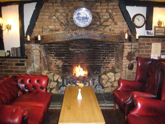 The Kings Arms: A warm welcome awaits you this winter