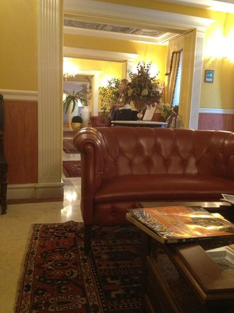 BEST WESTERN Ai Cavalieri Hotel : Lobby