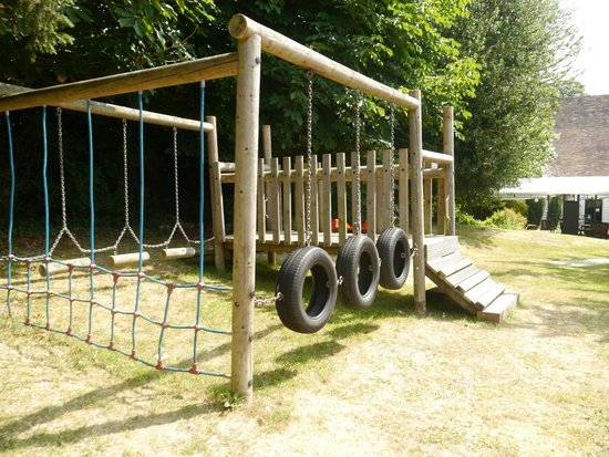 The Kings Arms: Childrens Play area
