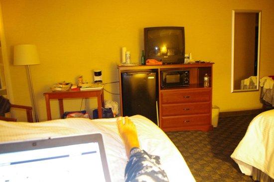 Howard Johnson Inn Washington DC : Room