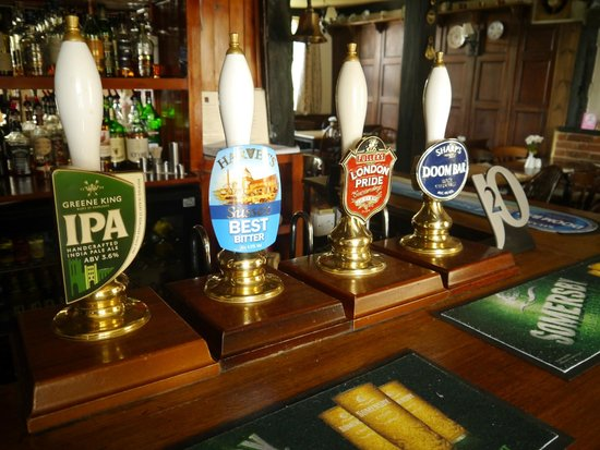 The Kings Arms: Cask Marque Certificate of Excellence