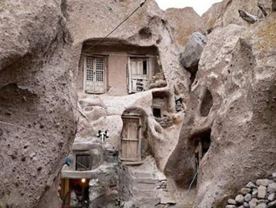 A traditional home in kandovan
