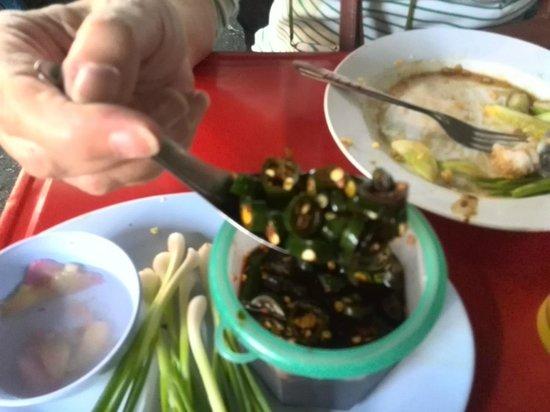 The Siam Heritage: Un plat très épicé dans la rue