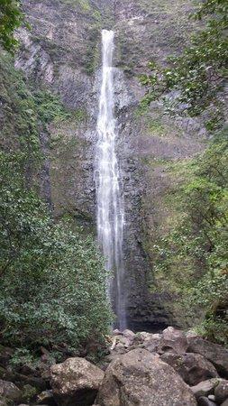 Hanakapi`ai Trail: 200ft waterfall