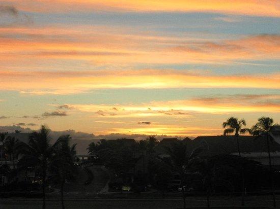 Maui Eldorado: Sunset from room