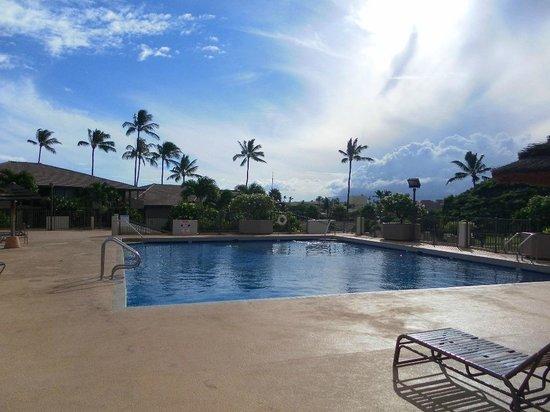 Maui Eldorado: Main pool area