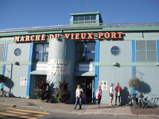 Marche du Vieux-Port de Quebec     160, Saint-Andre Quai, Quebec City 13