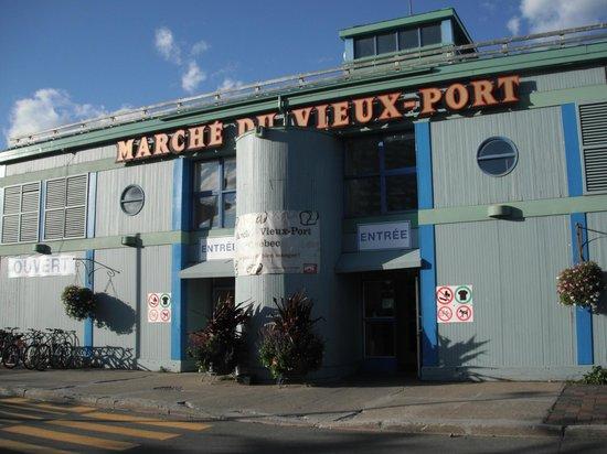 Marche du Vieux-Port de Quebec     160, Saint-Andre Quai, Quebec City 15