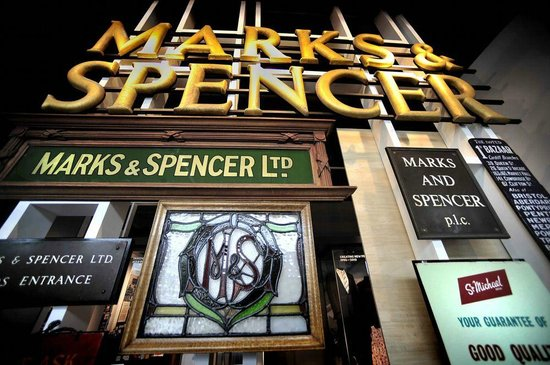Marks & Spencer: Marks in Time