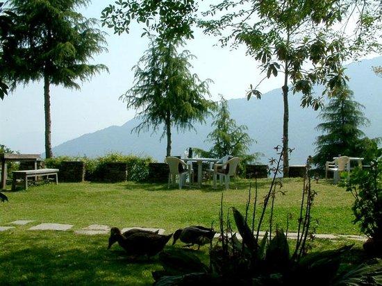 Shivapuri Village: Outdoor Area