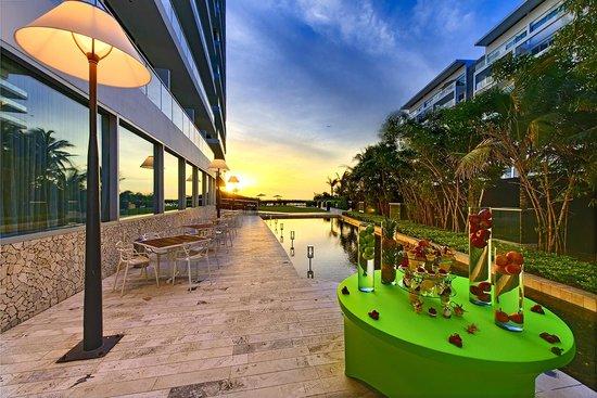 Holiday Inn Cartagena Morros: Espejo de Agua