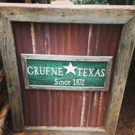 Gristmill in Greune, TX