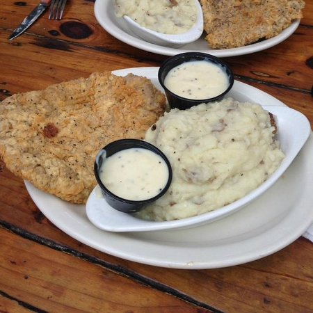 Gristmill Chicken Fried Steak