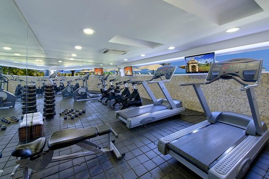 Holiday Inn Cartagena Morros: Gym