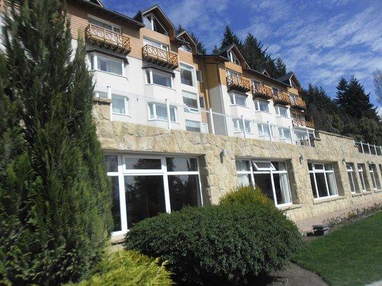 Hotel Villa Huinid Bustillo: Fachada do Hotel