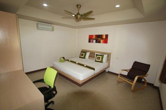 Babylon Pool Villas: Single bedroom apartment deluxe