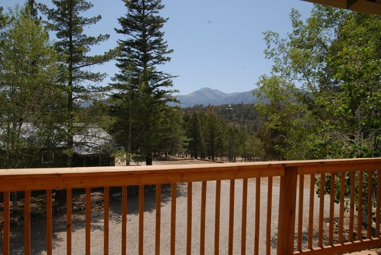 La Junta Guest Ranch: View from Sierra Blanca and Capitan Lodges