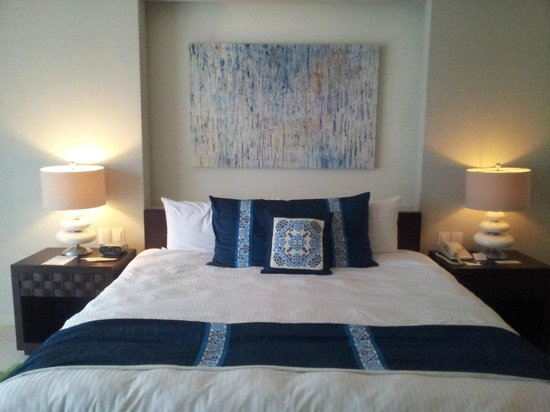Marival Residences Luxury Resort Nuevo Vallarta: Recamara
