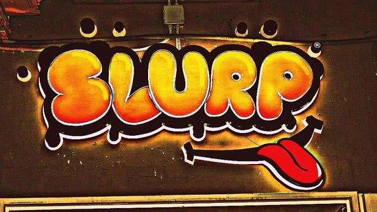 Slurp: Logo Ufficiale della gelateria