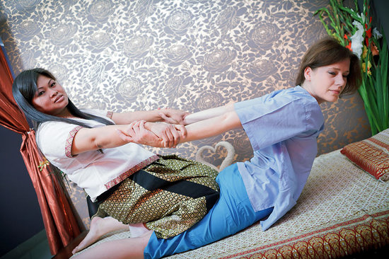 thai massage nyt buddinge thai