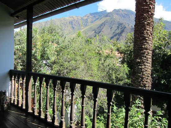 El Albergue Ollantaytambo: View from Room 105