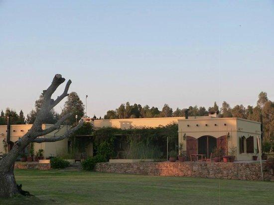 Casa Los Jazmines: vista principal