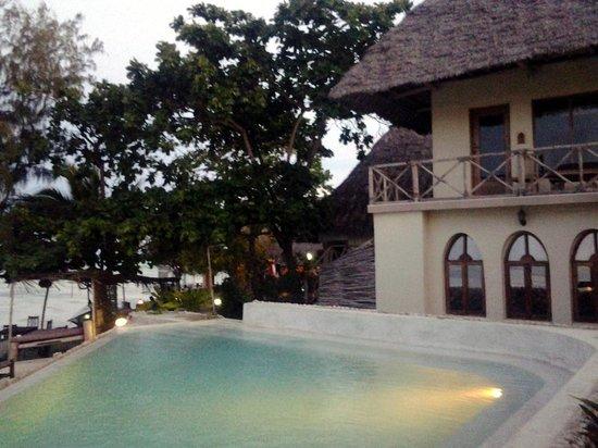 Coral Rock Zanzibar: The very pool...