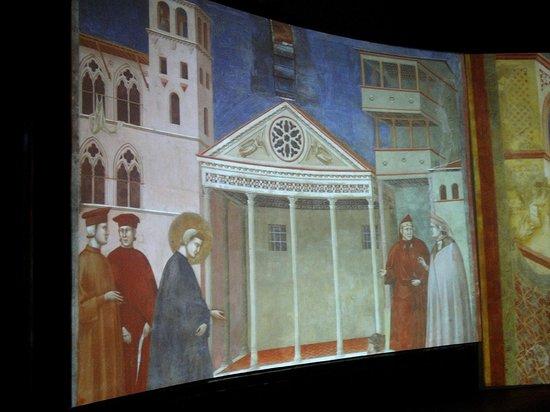 Casa Di Giotto : works
