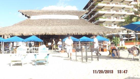 Playa de los Muertos : Puerta Vallarta 2013