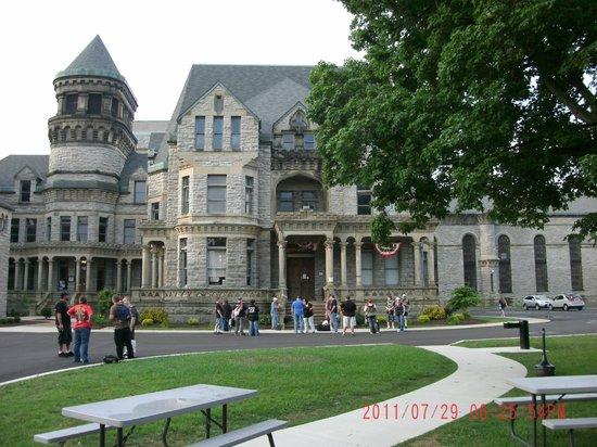 Ohio State Reformatory: Front of Prison