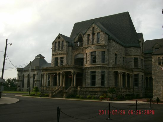 Ohio State Reformatory: Front View