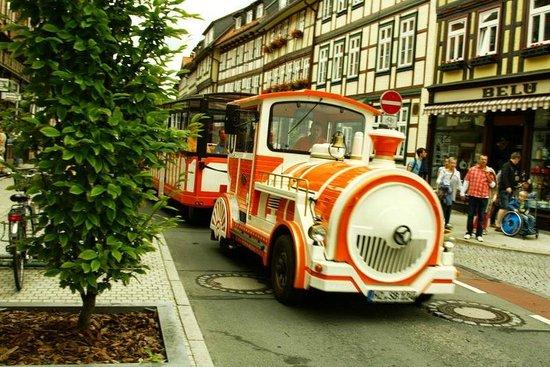 Luftfahrtmuseum Wernigerode: Музей под открытым небом Вернигероде оставил самое яркое впечатление о пребывании в Германии.