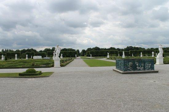 Herrenhäuser Gärten: Vista dos jardins Herrenhauser Garten