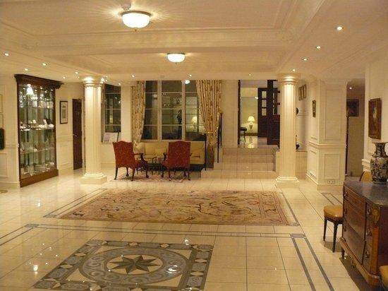 Stanhope Hotel: le hall de l'hotel