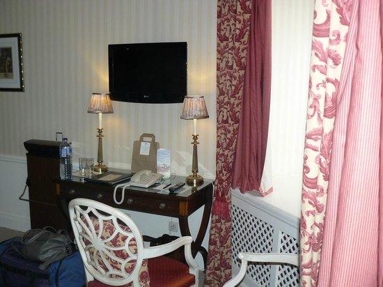 Stanhope Hotel: la chambre