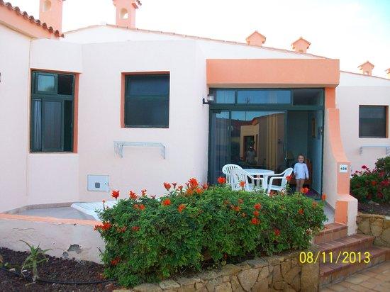 Bungalows Castillo Playa: appartamento visto da fuori