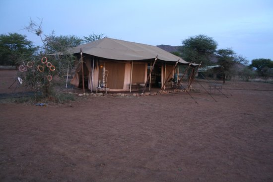 Ronjo Tented Camp : Tente