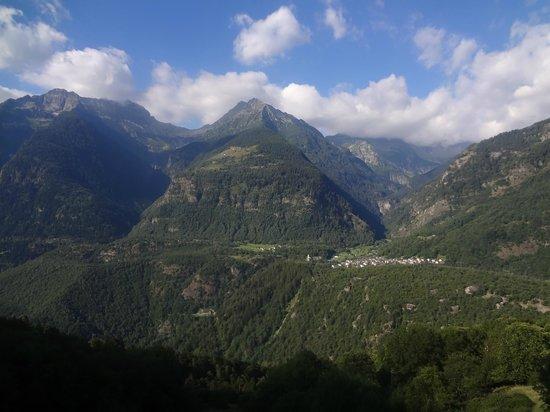 Osteria Anzonico: day view