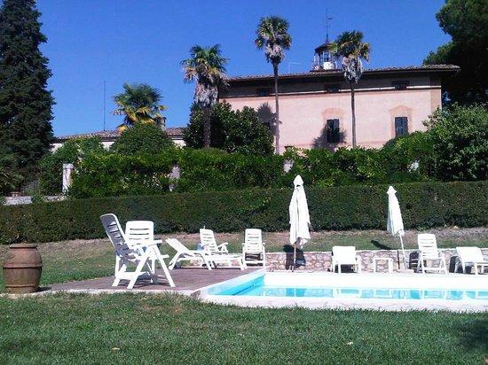 Agriturismo Castel di Pugna: piscine