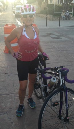 Sportia : My new passion for cycling