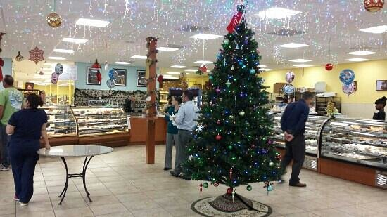 It's beginning to look a lot like Christmas at Moreno's
