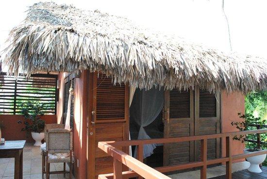 Casa na Praia: Quarto