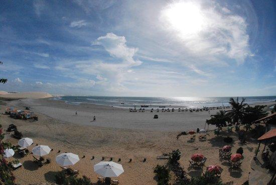 Casa na Praia: Vista da Hidro