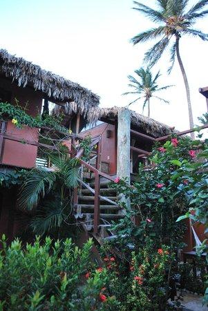 Casa na Praia : Quartos 2º piso
