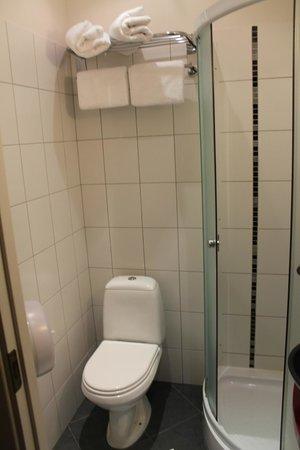 Dodo Hotel : Белоснежные полотенца, как и все остальное. Идеальная чистота.
