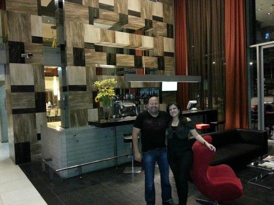 Best Western Premier Marina Las Condes : BAR