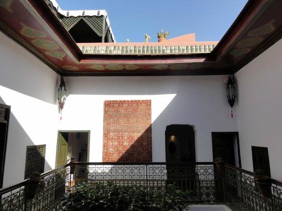 Riad Al Karama : Outside Safran room