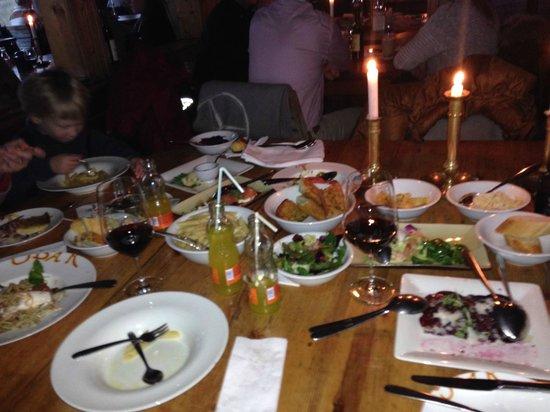 Sansibar: Abendessen