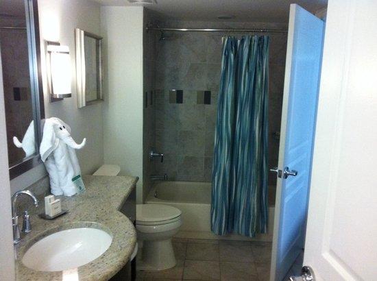 Hilton Grand Vacations at McAlpin-Ocean Plaza: Bathroom
